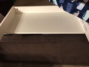 Baby changing table topper for Sale in Moreno Valley, CA