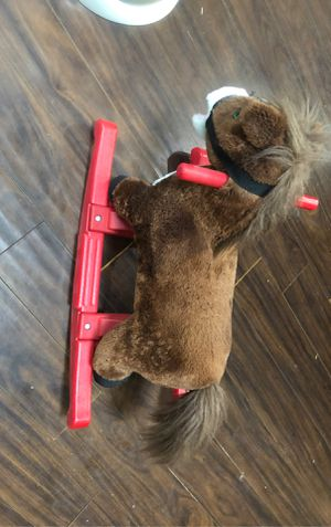 Rocking pony & diaper genie for Sale in Chesapeake, VA