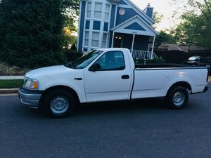 2000 Ford F150 XL long bed pickup truck V6 **runs & drives good** for Sale in Springfield, VA