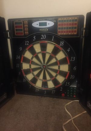Haley Electronic dartboard for Sale in Rolla, MO