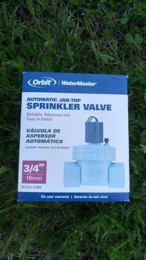 Sprinkler Valve (5 brand new boxes) for Sale in Haymarket, VA