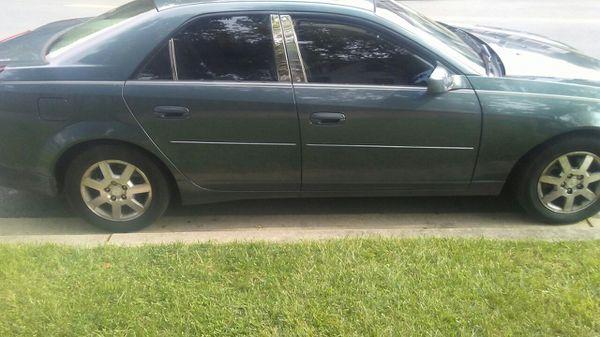 05 Cadillac cts