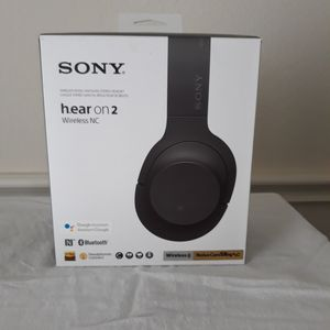 Sony Bluetooth Noice cancelling High Resolution Headphones for Sale in Richardson, TX
