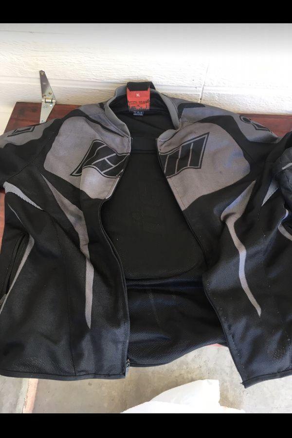 Motorbike Jacket $60