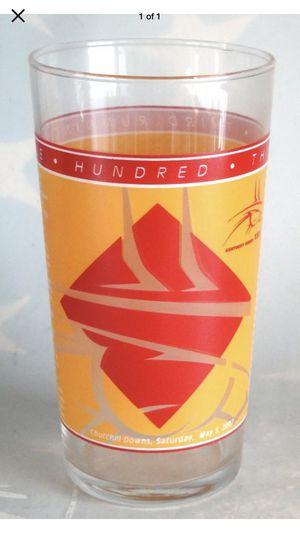 2007 KENTUCKY DERBY Glass 133 Running Churchhill Downs Souvenir Collectible for Sale in Orlando, FL