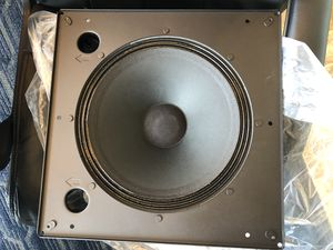 JBL Control 321 CT Speakers and Backbox for Sale in Austin, TX