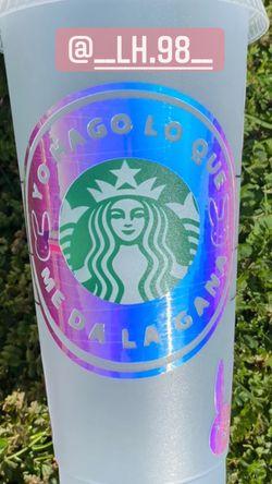 Starbucks Bad Bunny Cup for Sale in Pico Rivera,  CA
