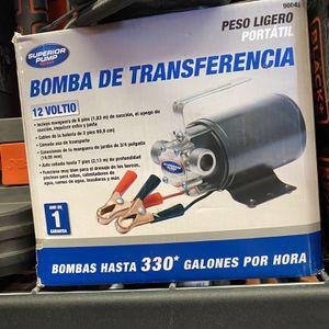 1/10 HP 115-Volt Non-Submersible Transfer Pump for Sale in Hesperia, CA