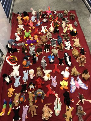 Beanie Baby Collection for Sale in Coral Gables, FL