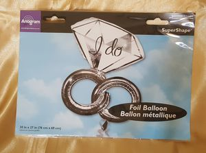 Supet Shape: I Do Balloon for Sale in Patterson, CA