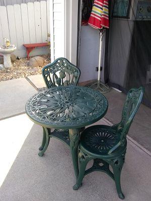 3/poce patio set! Must Go!!! for Sale in Stockton, CA