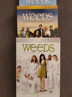 Weeds DVD Seasons for Sale in Seattle,  WA