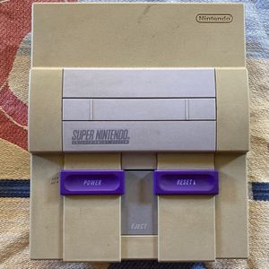 Super Nintendo Complete with 10 games for Sale in Miami, FL