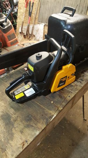 Chainsaw Poulan Pro 20 inch bar for Sale in Ranson, WV