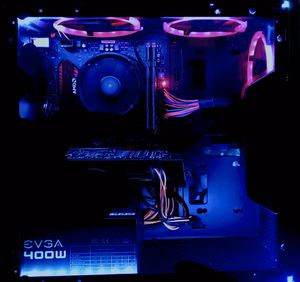 *CUSTOM* Gaming Computer   Quad Core Processor   16GB Ram   SSD, HDD   RGB Control   for Sale in Greenville, AL