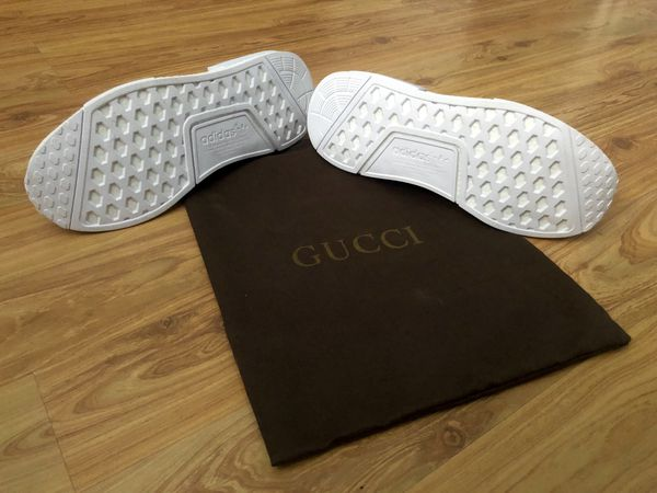 d3f46c7a4 New Gucci X Adidas NMD Runner PK - Size 10 for Sale in Highland ...