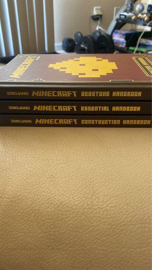Minecraft handbooks for Sale in Oceano, CA