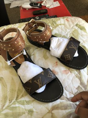 Louis Vuitton Nomad Sandals for Sale in New York, NY