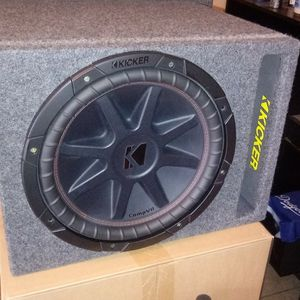 "Kicker Comp VR 12"" 1000 Watts for Sale in Mesa, AZ"