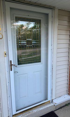 Storm door 36 x 80 for Sale in Hoffman Estates, IL