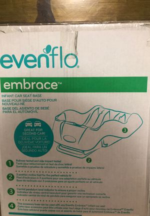 Baby car seat base for Sale in Holbrook, MA
