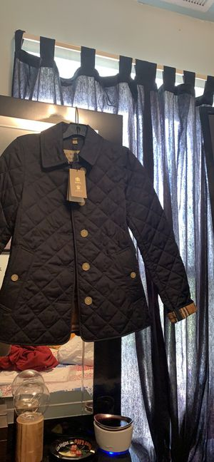 Burberry jacket X-Small for Sale in Chicago, IL
