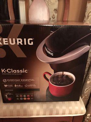 Keurig K Classic Coffee Maker. NIB for Sale in Warwick, RI