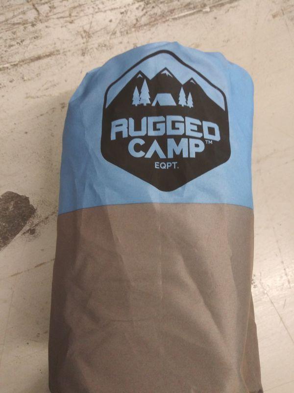Sleeping pad sleeping bag