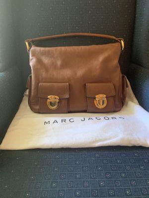 Marc Jacobs brown leather vintage handbag for Sale in Herndon, VA