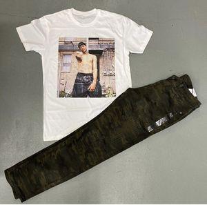 C-Murder graphic T-shirt w/ men camo Jeans for Sale in Miami, FL