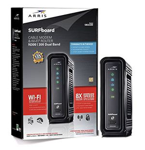 Motorola Surfboard Router SBG6580 for Sale in Chantilly, VA