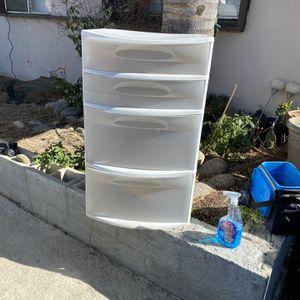 Plastic Drawer for Sale in Riverside, CA