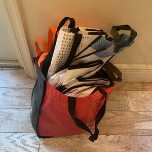 Free - Bag Of Reusable Bags for Sale in Boca Raton, FL