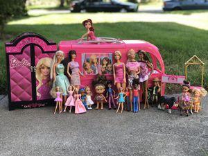 Barbie Bundle for Sale in Hayward, CA