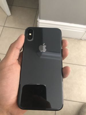 IPhone X 64gb T-Mobile for Sale in Pittsburg, CA