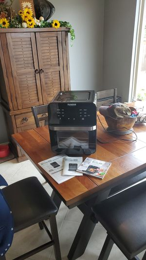 Air Fryer Oven, Nuwave Brio 14quart for Sale in Fort Worth, TX