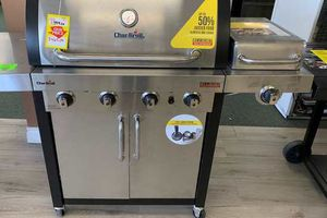 Brand New Char-Broil Stainless Steel BBQ Grill! D9LGC for Sale in Houston, TX