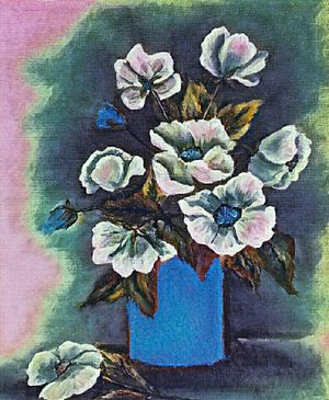 10 X 8 Vase of Flowers for Sale in New Orleans, LA