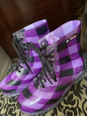 Misty Mountain Rain Boots for Sale in Aurora, CO