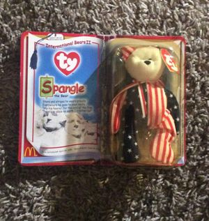 Spangle TY Teenie Beanie Baby for Sale in Chamblee, GA