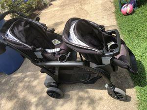 Modes Duo double stroller for Sale in Alexandria, VA