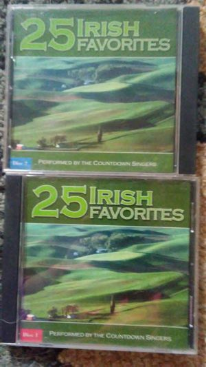 Irish Favorites cds for Sale in Dixon, MO