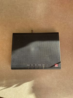 Cable modem for Sale in Tehachapi, CA