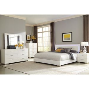 BRAND NEW QUEEN LED BEDROOM SET for Sale in Atlanta, GA