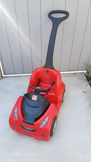 Push car kids Step 2 (price firm!) for Sale in Riverside, CA