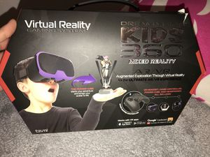Kids 360 virtual reality gaming system for Sale in Dundee, FL
