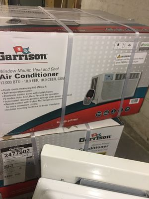 Brand new heat and ac window unit for Sale in Washington, DC