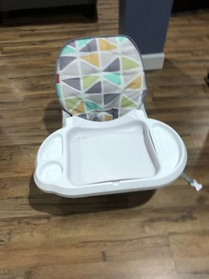 Fisher Price High Chair Seat for Sale in Middletown, CT