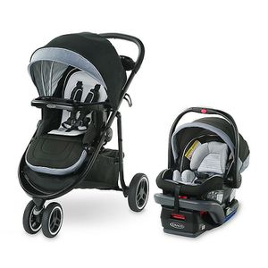 Graco Modes 3 Lite Platinum Travel System With Snugride Snuglock 35 DLX for Sale in Brooklyn, NY