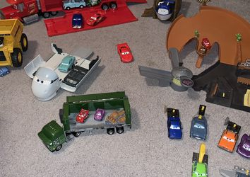Disney Cars Play sets and Vehicles for Sale in Nutter Fort,  WV